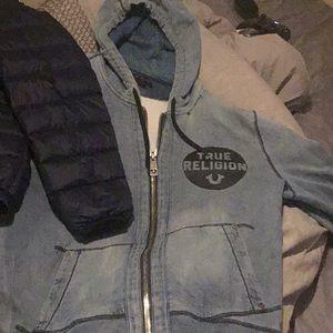 Large True religion jacket